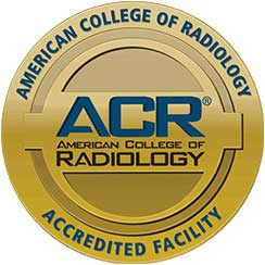 American College of Radiology, ACR Advanced College of Radiology, Accredited Facility