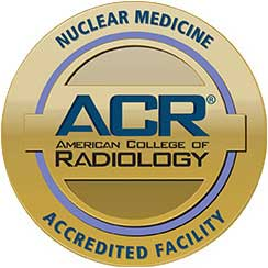 Nuclear Medicine, ACR Advanced College of Radiology, Accredited Facility
