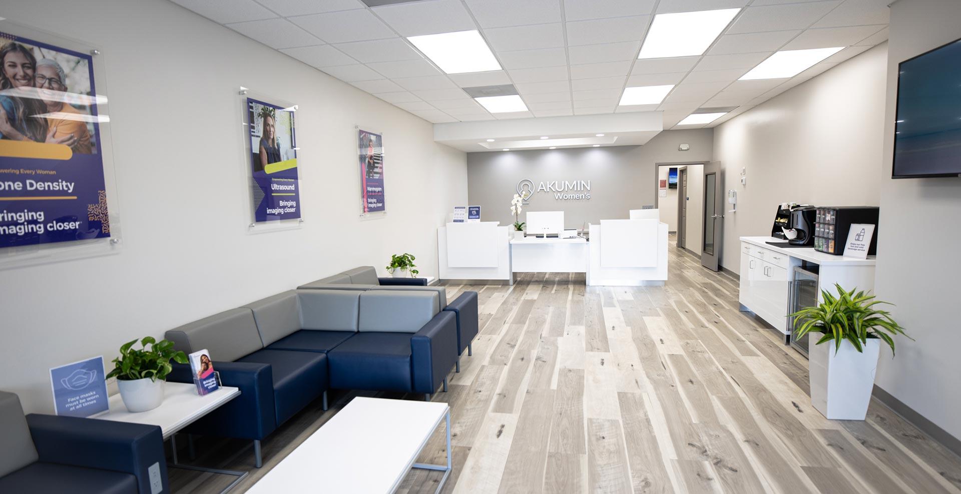 Akumin Women's clinic